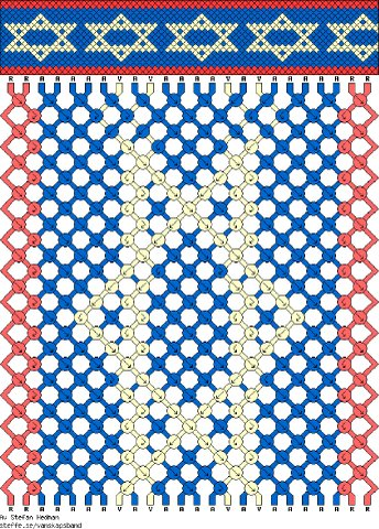 Сложные схемы (более 20 нитей)